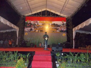 Pangdam IX/Udayana Mayor Jenderal TNI Torry Djohar Banguntoro