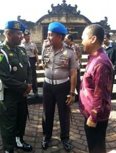 LDII Bali bersama Kapolda Bali, acara GARTIB
