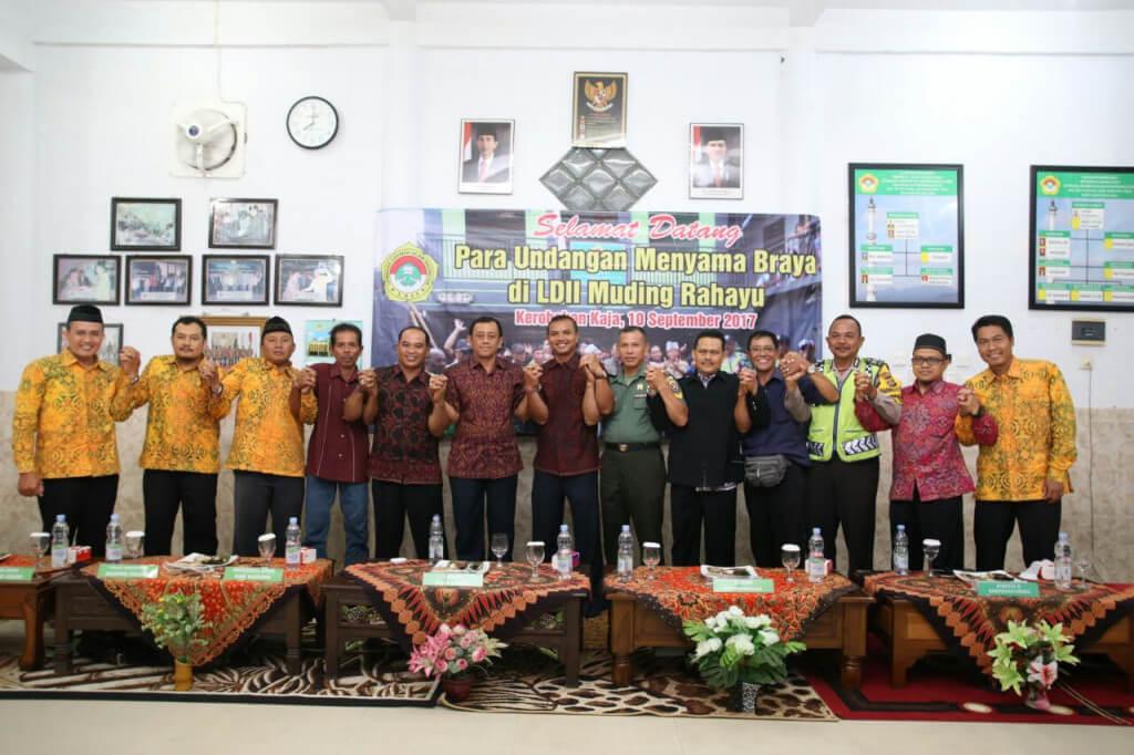LDII Bali Gelar Acara Menyama Braya