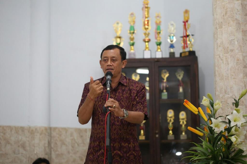 Camat Kuta Utara Badung-Bali (Menyama Braya)